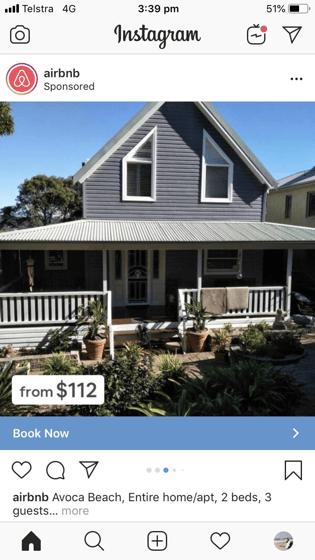 Airbnb Retargeting