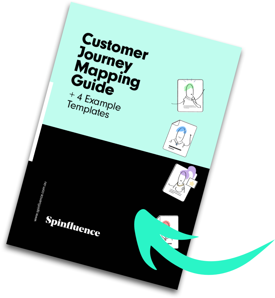 Customer Journey Map PDF Cover