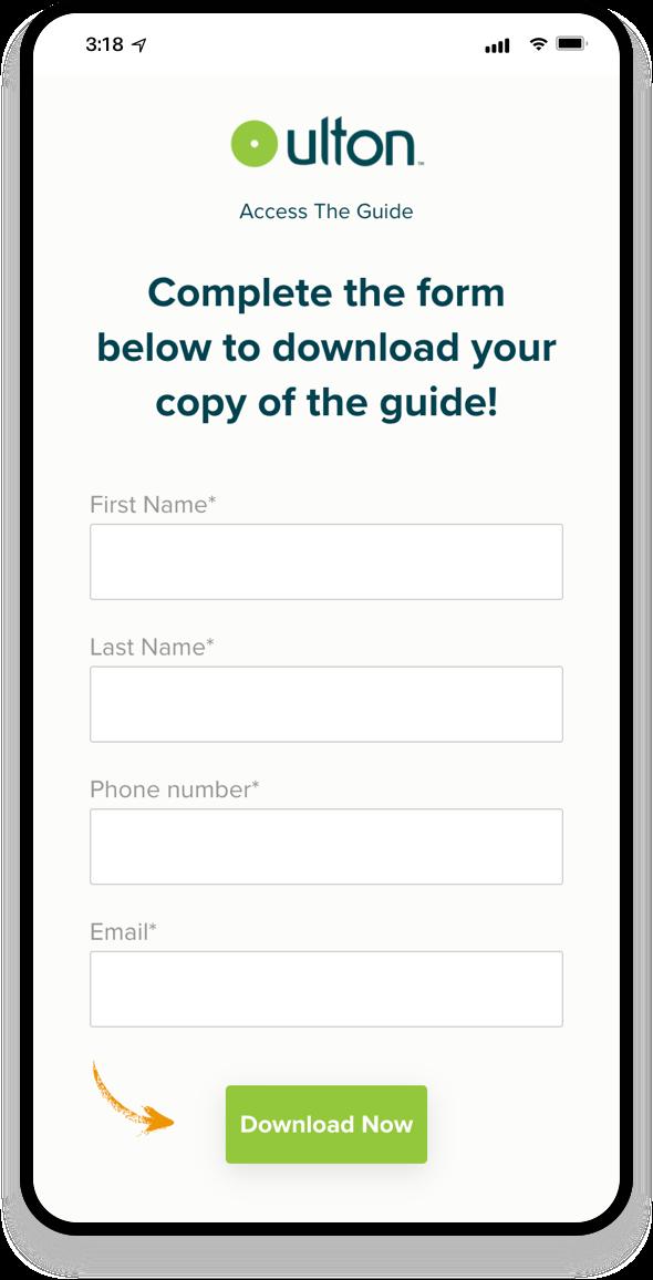 Ulton Financial Mobile-first 5