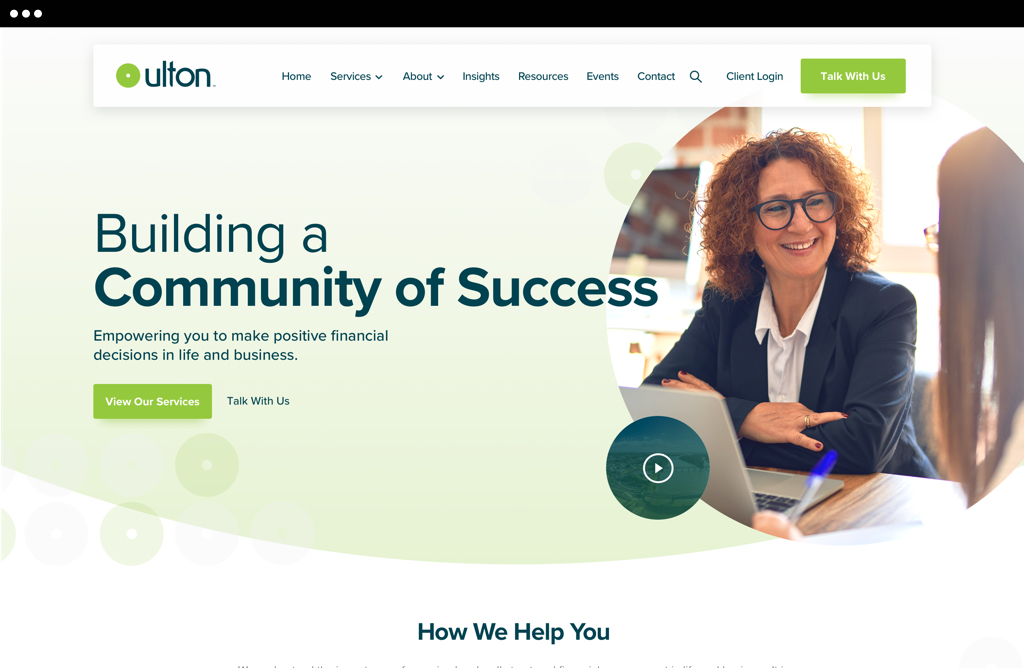 Ulton Home Page